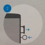 Sim Card Insert - Nexus 5 - Step 2