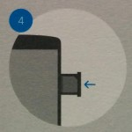 Sim Card Insert - Nexus 5 - Step 4